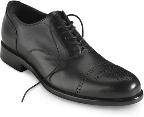 cole haan nike air pitney cap toe oxford dress shoe in