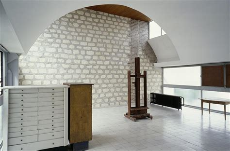 le corbusier s studio apartment open for visits yellowtrace