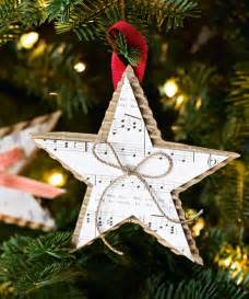 christmas tree decorations to make at home gallery for gt homemade christmas tree ornaments ideas