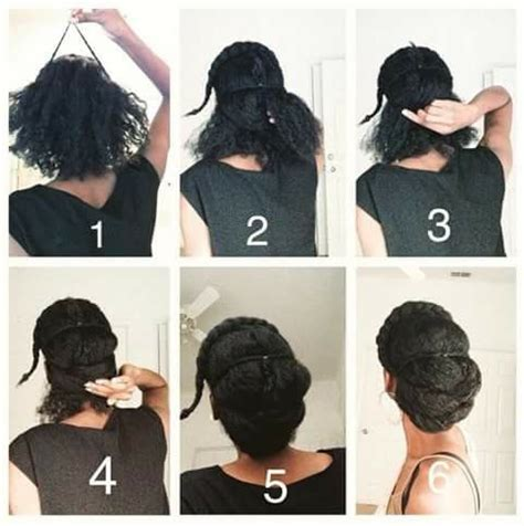 normal hair length for two year old updo cheveux cr 233 pus black women hairstyles pinterest
