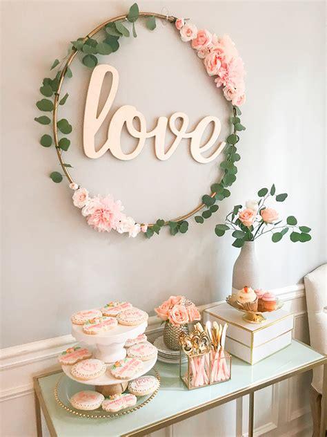diy couples wedding shower decorations decora 231 227 o de ch 225 de panela 20 ideias para se inspirar