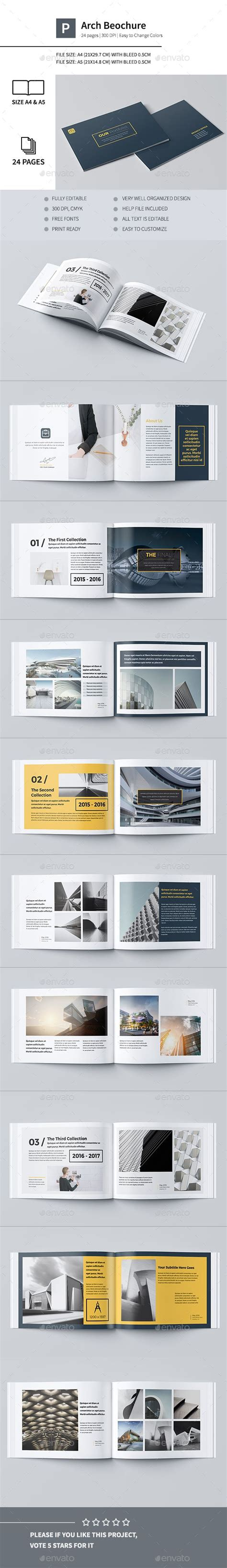 layout portfolio a4 our portfolio architecture 24 pages a4 a5 more