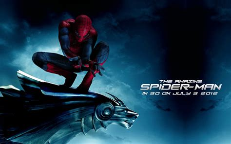 wallpaper bergerak spiderman the amazing spider man full hd wallpaper and background