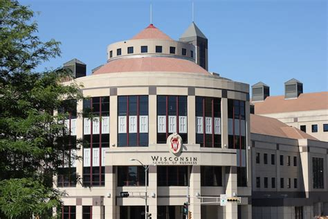Of Wisconsin Ranking Mba by Wisconsin S Business School Bets On A Novel Mba Approach