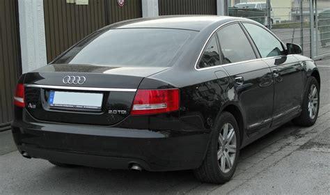 Audi A6 Baujahr 2007 by Audi A6 C6 2004 2010 Tutti I Problemi E Le Informazioni