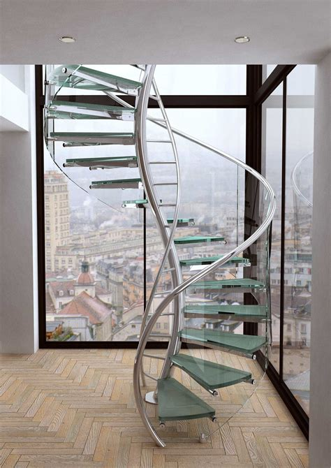 Spiral Stairs Design Unique And Creative Staircase Designs For Modern Homes