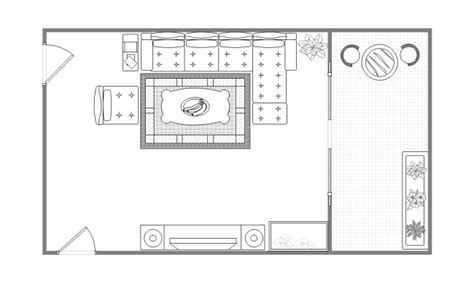 Drawing Room Layout With Balcony Free Drawing Room Layout With Balcony Templates Room Design Template