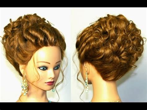 wedding hairstyles for long hair. romantic prom hairstyles