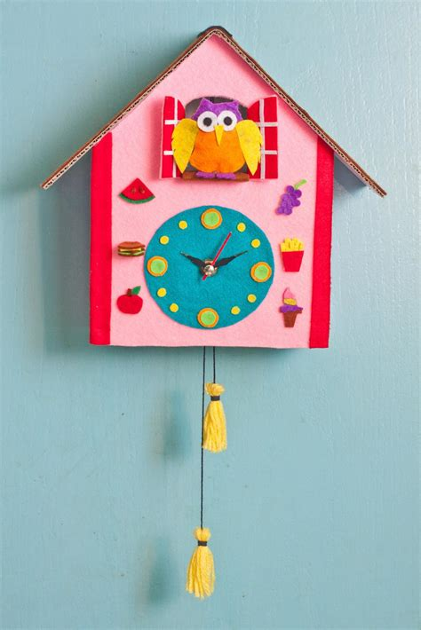small clocks for craft projects how to make a cuckoo clock for budsies