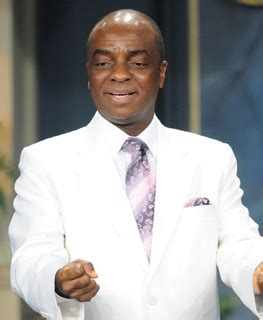 biography of oyedepo living faith church worldwide international home