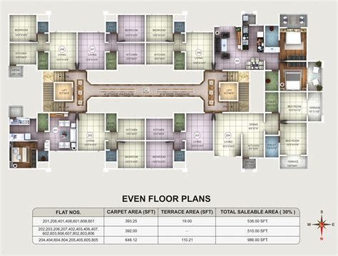 slide in cer floor plans kk classic 1 2 bhk well designed apartments at c