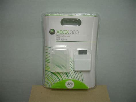 Memory Xbox brand microsoft xbox 360 memory card unit 64mb