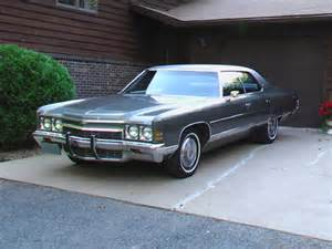 1972 Chevrolet Caprice For Sale Hars Cars Balsam Lake Wi 54810 715 485 9426