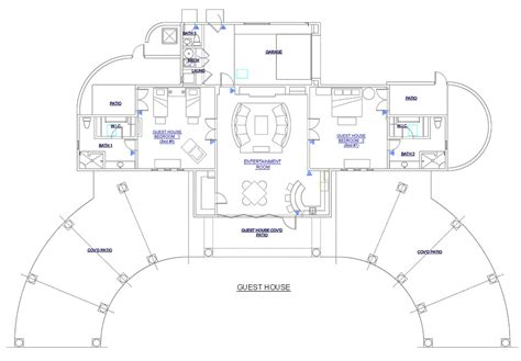 guest house floor plans designs house plans with guest house free floor plans for guest