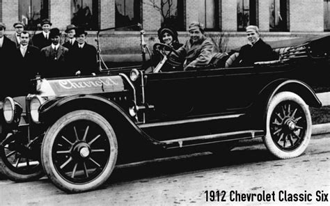 chevrolet founded chevrolet history profile founded founder ceo