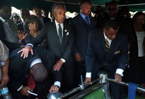 Brown Laid To Rest by Michael Brown Laid To Rest With Recollections And Calls To