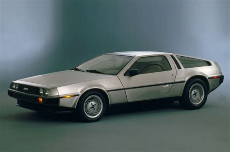 Delorean Dmc 12 Concept by Delorean Dmc 12 Regresar 225 A La Producci 243 N En 2017