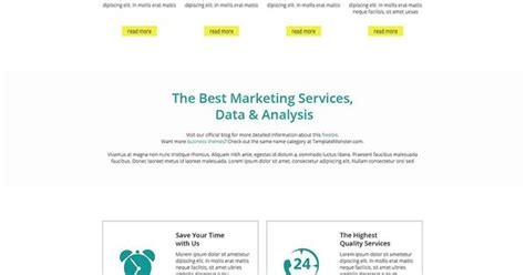 free html website templates for advertising agency free website template for marketing agency http www