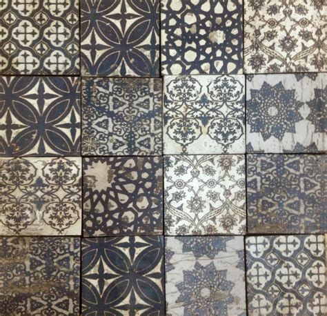 Patchwork Cement Tile - patchwork or singular pattern cement tiles now in stock