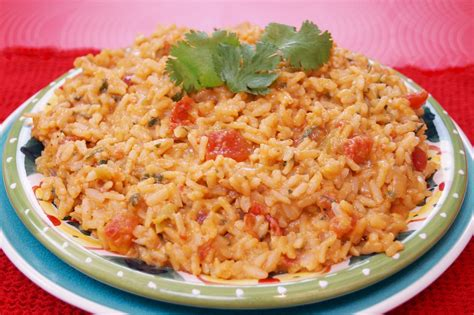 Rice Cooker Di mexican rice dishin with di cooking show recipes