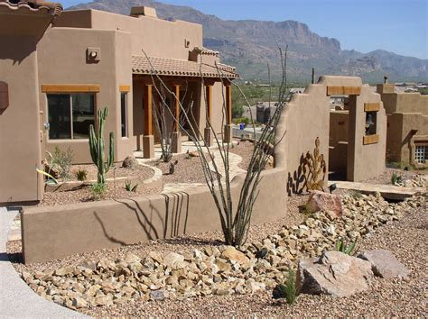 arizona landscape designs plants trees