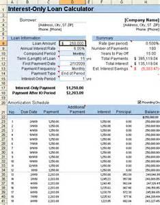 Mortgage Amortization Spreadsheet Loan Amortization Schedule And Calculator