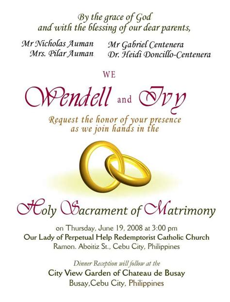 wedding invite exles wedding invitations wording sles wedding invitation