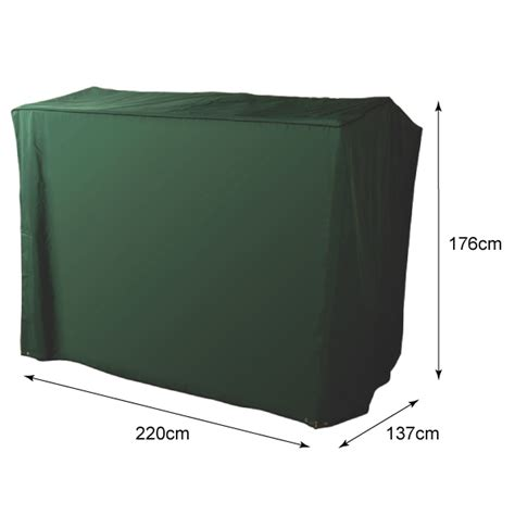 swing hammock cover swing seat hammock cover 3 seat breathable polyester