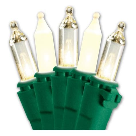 replacement light string 100 bulbs snow national