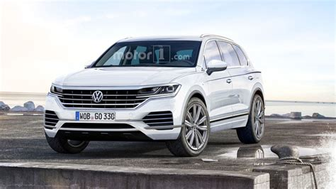 volkswagen touareg 2018 2018 vw touareg review redesign engine release date and