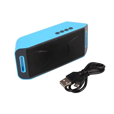 Player Usb Mobil wireless bluetooth speaker tf usb aux player for