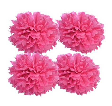 Pom Poms From Tissue Paper - live chat