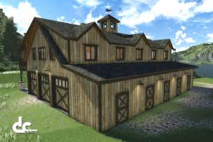 Barn Plans With Living Space Outdoor Alluring Pole Barn With Living Quarters For Your