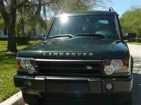 land rover gas mileage 2004 purchase used beautiful florida no rust low mileage