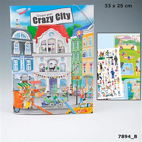 create your home depesche malbuch create your crazy city bei papiton bestellen