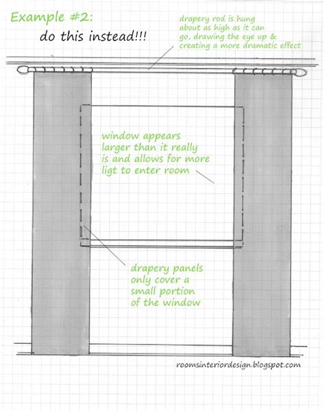 how to hang drapery panels how to hang curtains bay window ideas pinterest