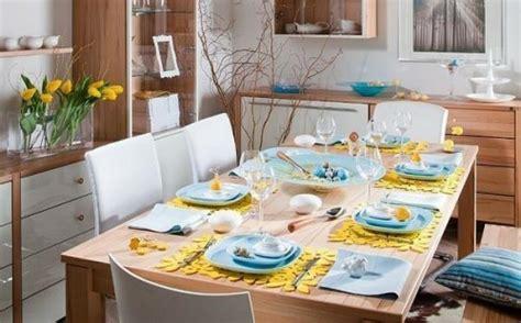 gelbe und blaue schlafzimmer dekorieren ideen tischdeko zu ostern 25 stimmungsvolle ideen f 252 r ihr