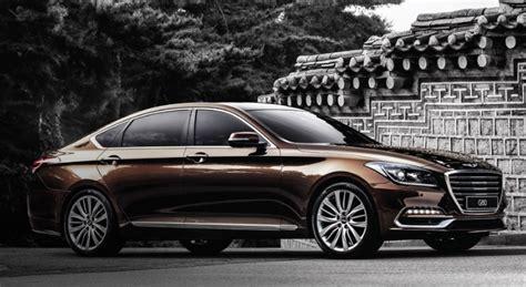 2019 Genesis G80 by 2019 Hyundai Genesis G80 Htrac Colors Release Date