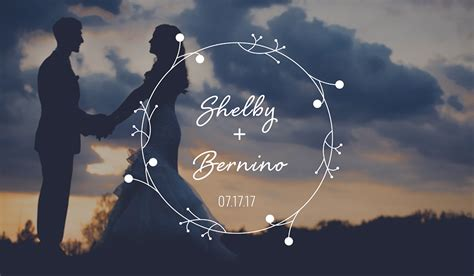 Wedding Title Animation by Create Animated Titles For Wedding In After Effects
