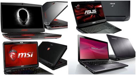 Harga Laptop Merk Hp Saat Ini 6 laptop gaming terbaik terbaru dimensidata