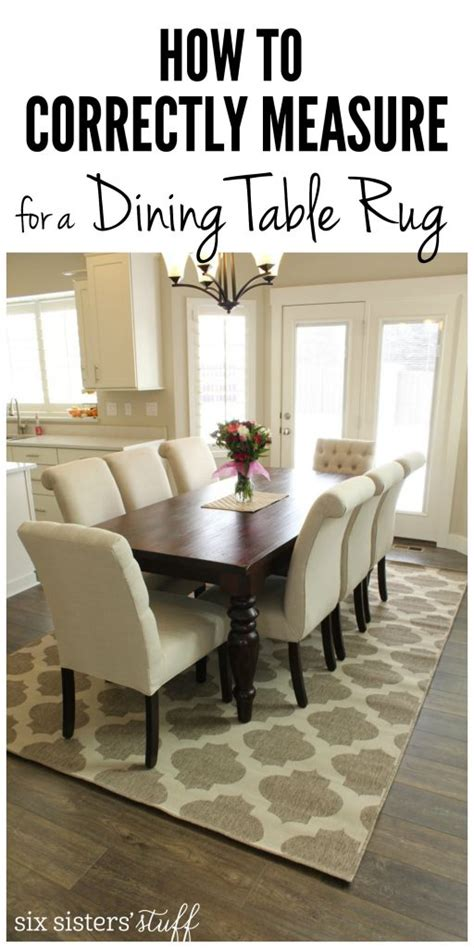 what size rug dining table 10 of the best kid dining table rugs six