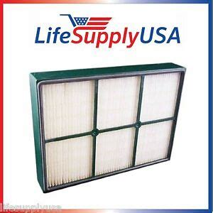 filter for 30936 air purifier hepa flo quietflo plastic frame