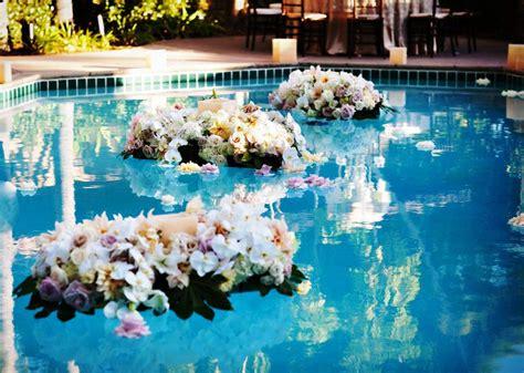 Pool Wedding Decoration Ideas by 20 Pool Wedding Decoration Ideas To Try On Your Wedding