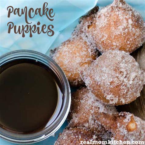pancake puppies pancake puppies real kitchen