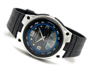 Jam Tangan Casio Aw 80 jual jam tangan casio aw 82 1avdf analog digital combination original pranwatchshop