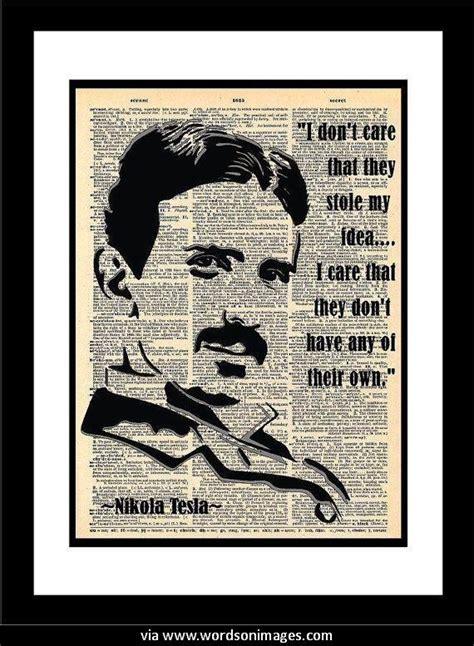 Was Nikola Tesla An Atheist Nikola Tesla Quotes On Religion Quotesgram