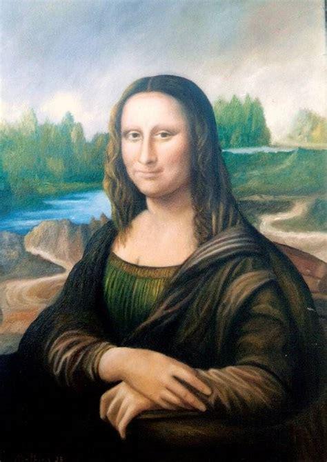 cuadros de la mona lisa mona lisa matias del rey artelista