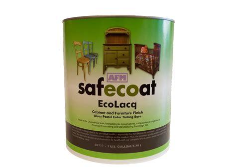 3 low toxicity paints afm safecoat ecolacq non toxic tintable durable low