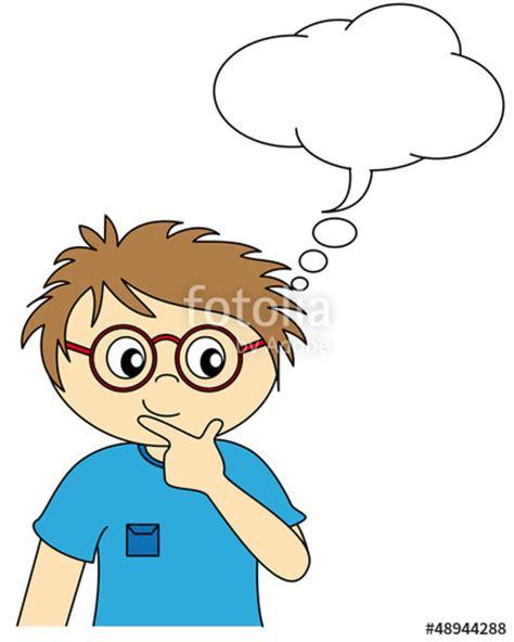 clipart bambino quot ni 241 o pensando espacio dialogo quot im 225 genes de archivo y