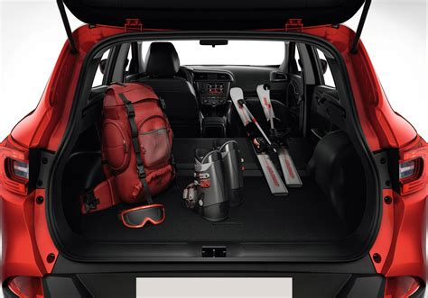 renault kadjar trunk renault kadjar sizes and dimensions guide carwow